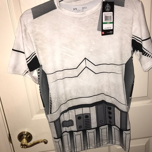 Under Armour Other - Under Armour Star Wars Stormtrooper Compression